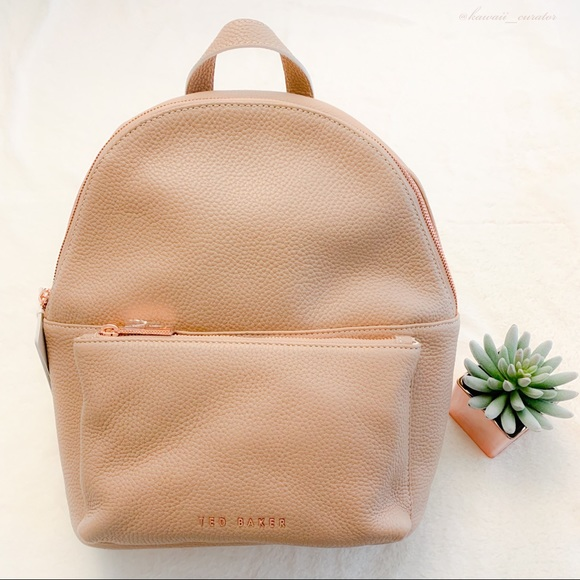 3c95af648 Ted Baker London Bags | Nwt Pearen Grain Leather Backpack | Poshmark